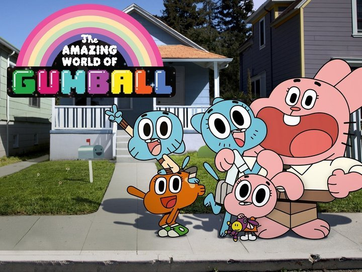 The Amazing World of Gumball: The Complete Series? - Blu-ray Forum