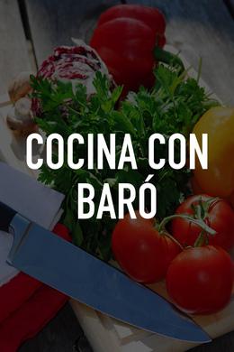 Cocina con Baró