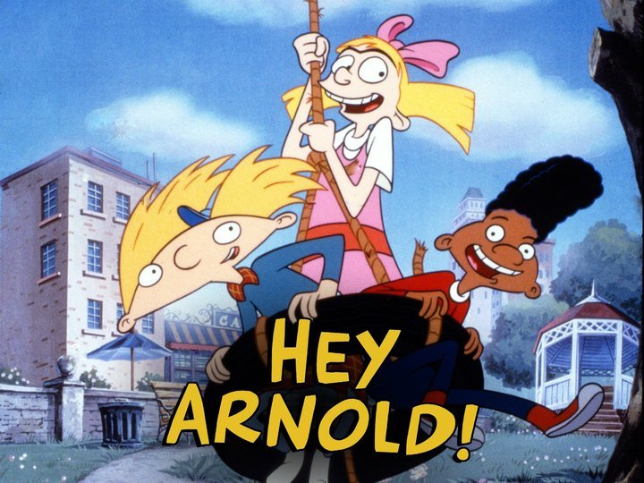 Hey Arnold Love And Cheese Weighing Harold Whensitoncom