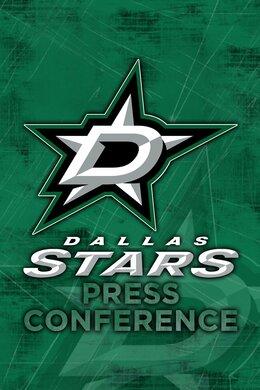 Dallas Stars Press Conference
