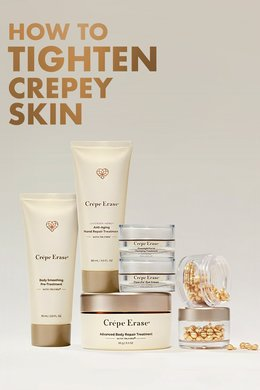 How to Tighten Crepey Skin