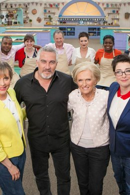 The Great British Baking Show