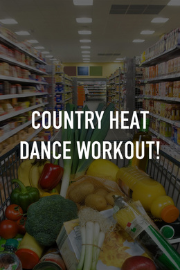 Country Heat Dance Workout!