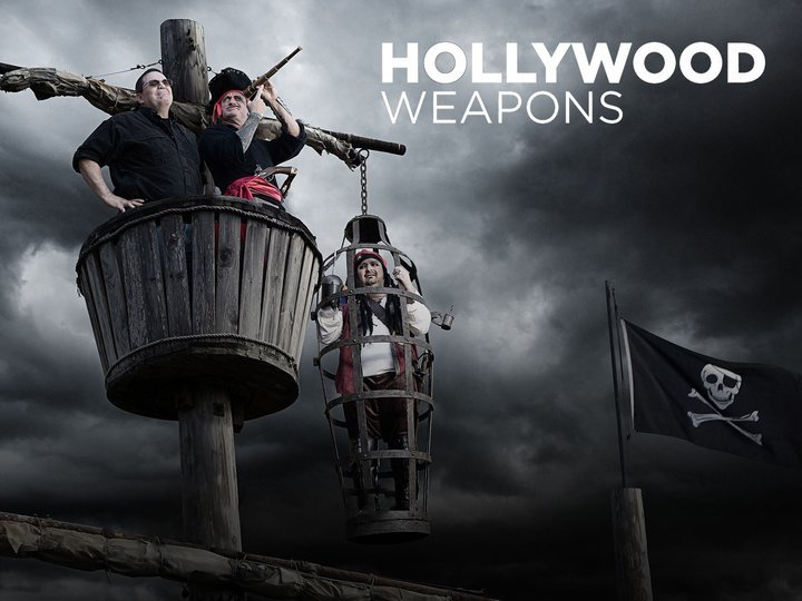 Hollywood Weapons | Terry Loves 70's Cop Shows | Whensiton com