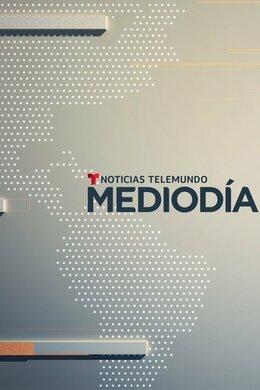 Noticias Telemundo mediodía