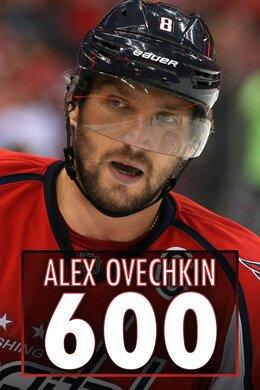 Alex Ovechkin: 600
