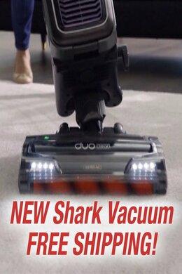 NEW Shark Vacuum - FREE SHIPPING!