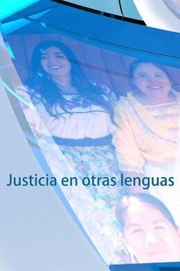 Justicia en otras lenguas