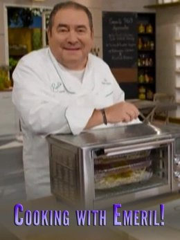 Cooking with Emeril!