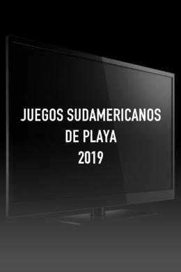 Juegos Sudamericanos de Playa 2019