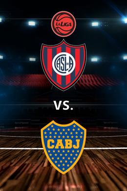 Baloncesto Argentino Liga Nacional