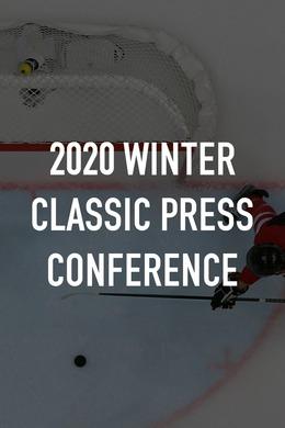 2020 Winter Classic Press Conference