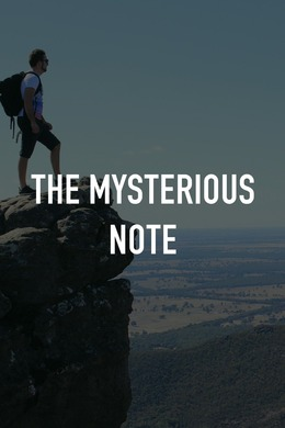 The Mysterious Note