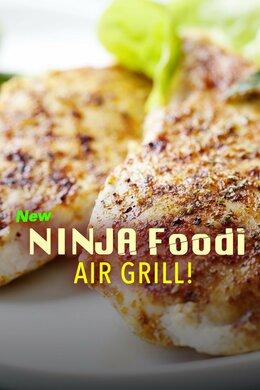 New NINJA Foodi Air Grill!