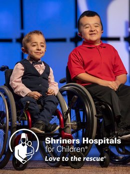 Stories of Love to the Rescue by Shriners Hospitals for Children®