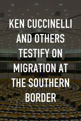 Ken Cuccinelli and Others Testify on Migration at the Southern Border