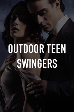 Outdoor Teen Swingers