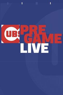 Chicago Cubs Pregame Live