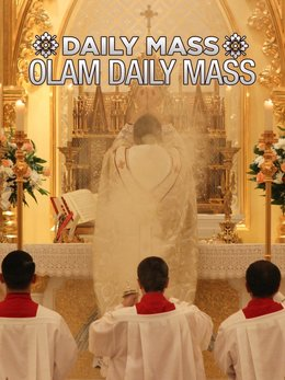 Daily Mass - Olam Daily Mass