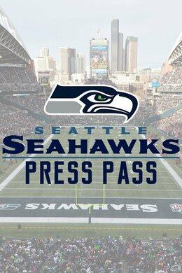 Seahawks Press Pass