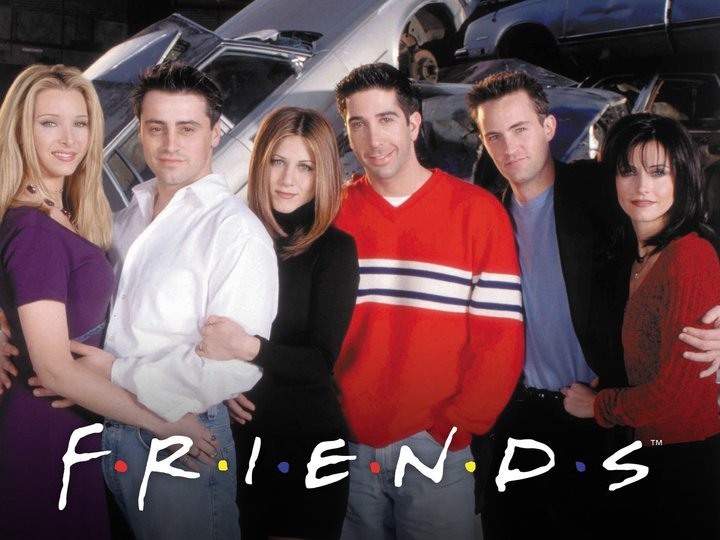 Friends | The One Where Monica and Richard Are Just Friends