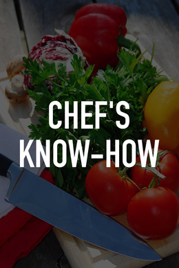 Chef's Know-how