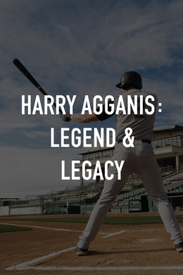 Harry Agganis: Legend & Legacy
