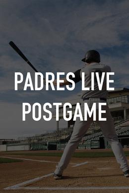 Padres Live Postgame