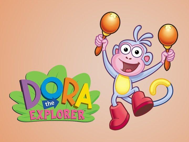 Dora the Explorer | Little Map | Whensiton.com Dora Little Map on