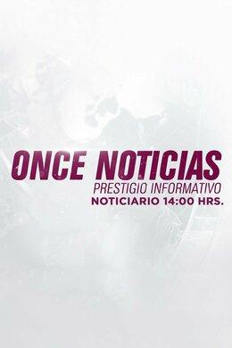 Noticiario 14:00 HRS.