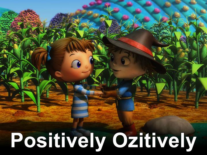 Positively Ozitively