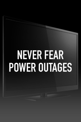 Never Fear Power Outages