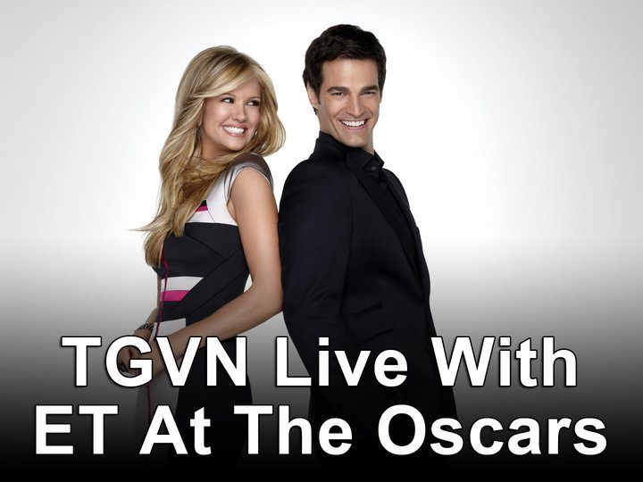 TVGN Live with ET at the Oscars