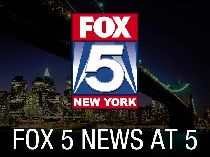 Fox 5 News at 5