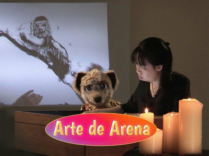Arte de arena