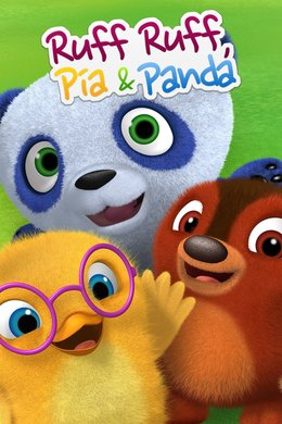 Ruff-Ruff, Tweet y Panda