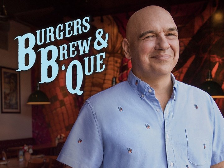 Burgers, Brew & 'Que