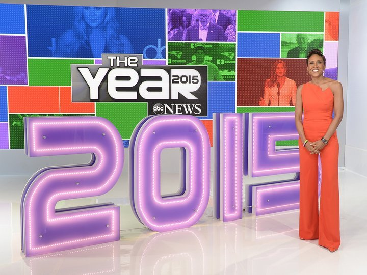 The Year: 2015