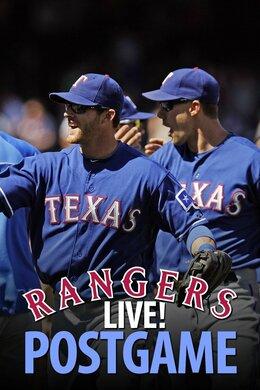Rangers Live Postgame