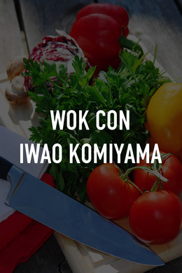 Wok con Iwao Komiyama
