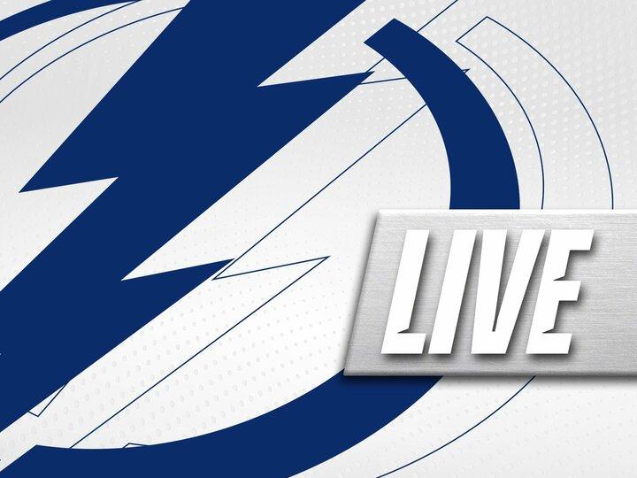 Lightning Live! Pregame