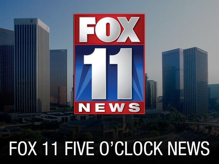 Fox 11 News at 5