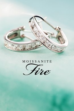 Moissanite Fire Jewelry
