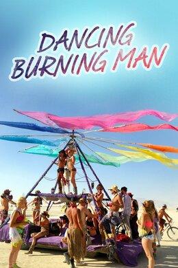 Dancing Burning Man