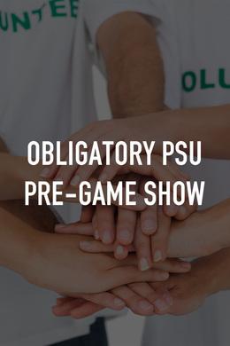 Obligatory PSU Pre-Game Show