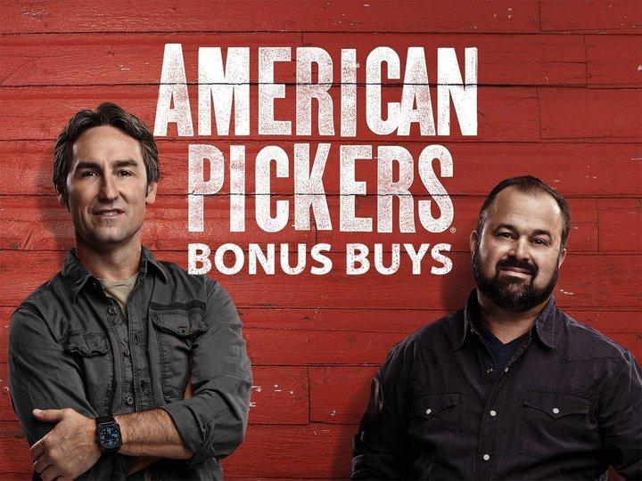 American Pickers Bonus Buys High Octane Cars Whensiton Com