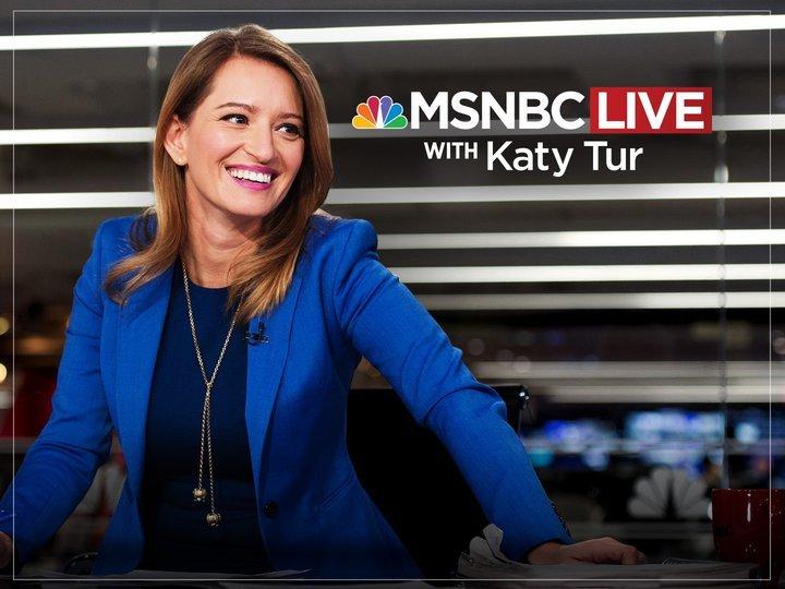 MSNBC Live With Katy Tur