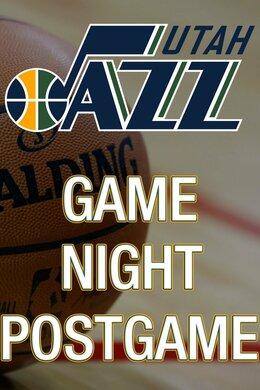 Jazz Game Night Postgame