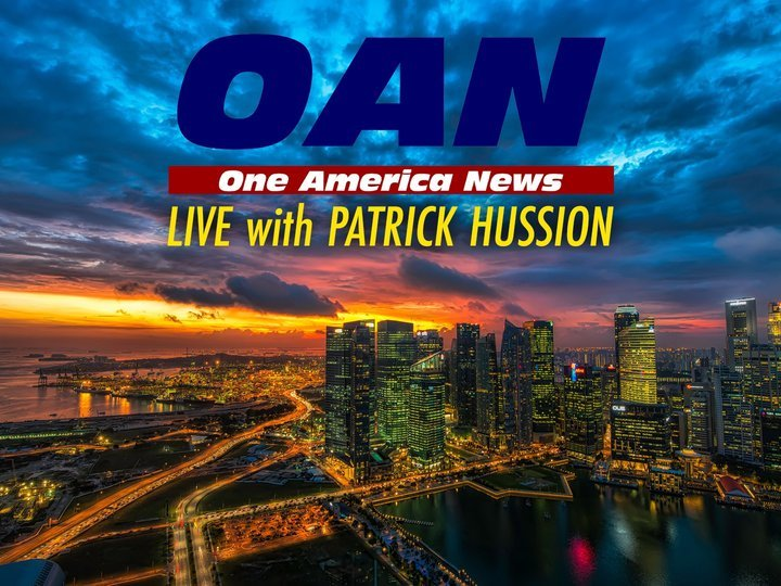 OAN Breaking News Live with Patrick Hussion