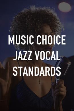 Music Choice Jazz Vocal Standards